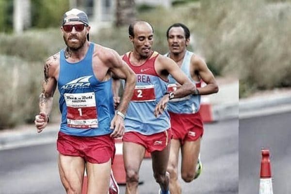 Rivers Puzey leads pack of runners