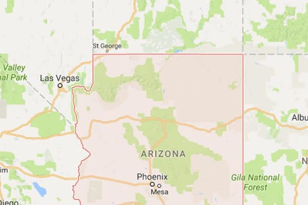 Nau Parking Map Maps   Northern Arizona University