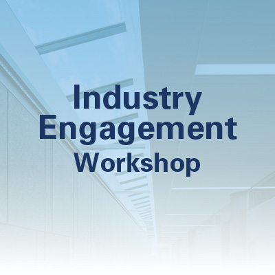 Industry Engagement Workshop graphic