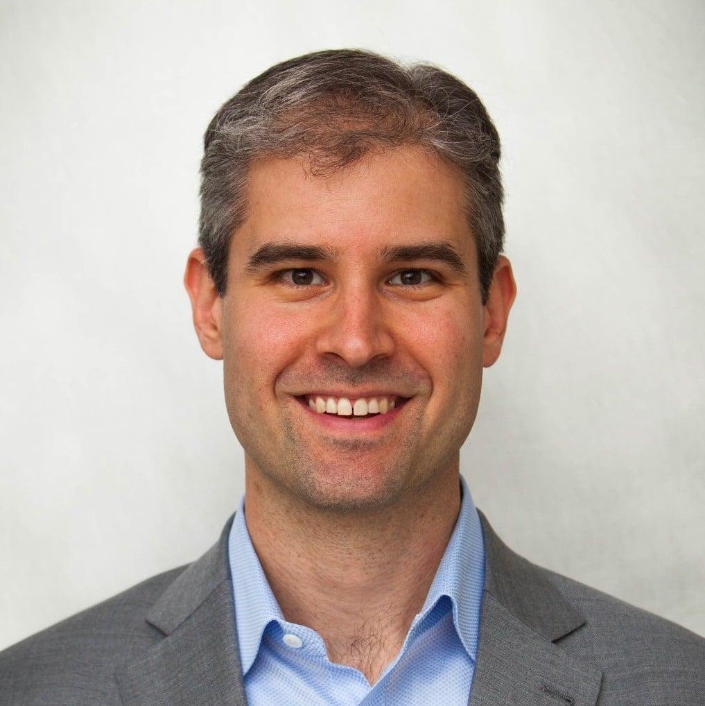 NAU speaker series guest speaker, Michael Horn.