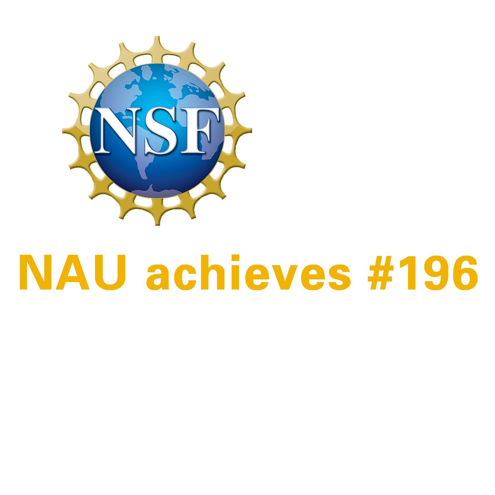 NAU NSF Ranking