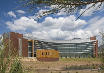 the NAU applied research building
