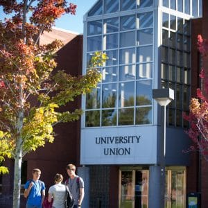 NAU's university union