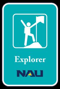 1ST GEN Pathways Badge - Explorer