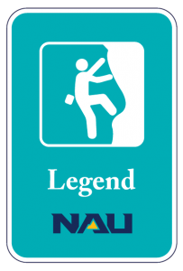 1ST GEN Pathways Badge - Legend
