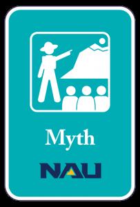 1ST GEN Pathways Badge - Myth