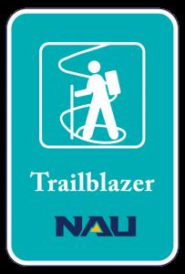 1ST GEN Pathways Badge - Trailblazer