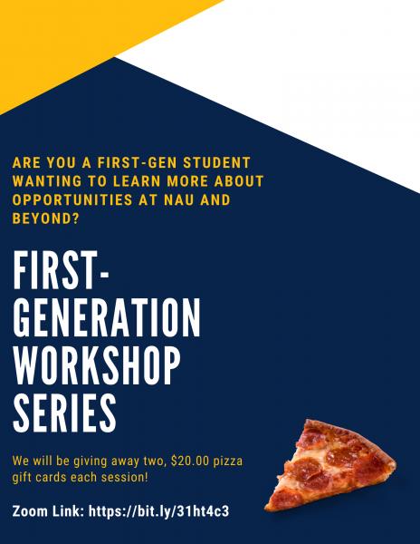 Fall 2020 Workshop Series. Individual workshop information listed below.