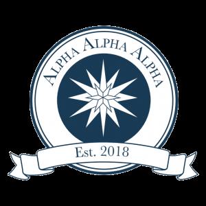 Tri-Alpha Honor Society Logo