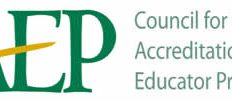 CAEP: Council for the Accreditation of Educator Preparation
