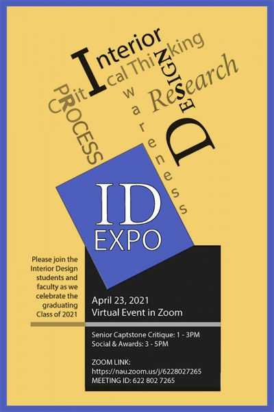Flyer for IDExpo 2021