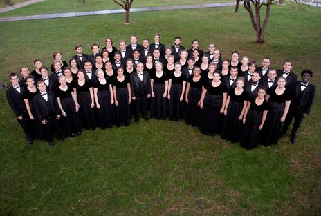 Shrine of the Ages Choir group photo
