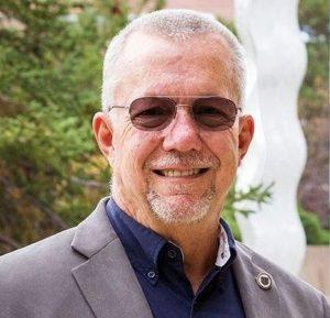 Mike Beatty, 2017 Jeff Ferris Volunteer of the Year