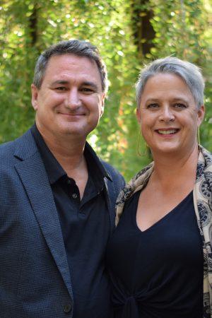 Bill and Jana Harper
