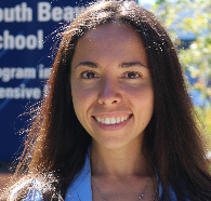 A headshot of Marianna Gracheva