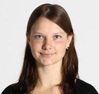A headshot of Valeria Bogorevich
