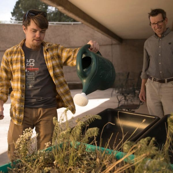 NAU student studies sustainable communities