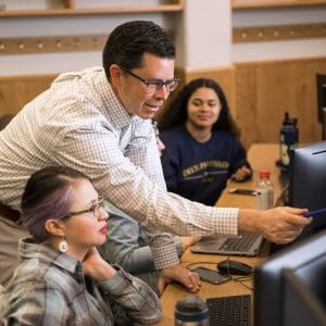 NAU GPR graduate students receive assistance