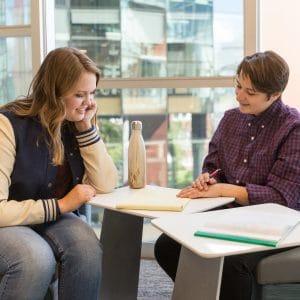 NAU GPR students discuss scholarship options