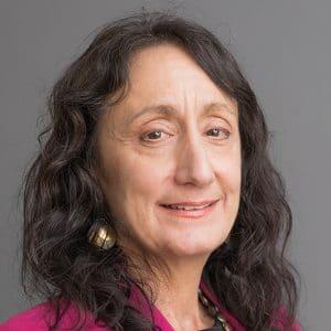 Professional headshot of Karen Pugliesi