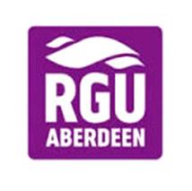 RGU scotland logo