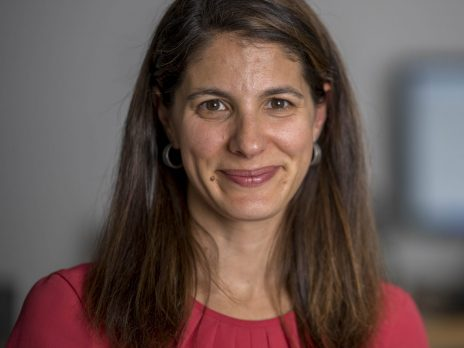 Photo of dr. Heidi Feigenbuam, associate professor in nau's mechanical engineering program