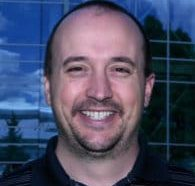 photo of david willy, senior lecturer in nau's mechanical engineering department
