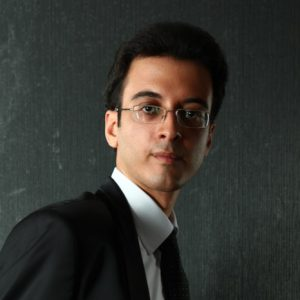 photo of Dr. Amir Arzani, assistant professor in nau's mechanical engineering department