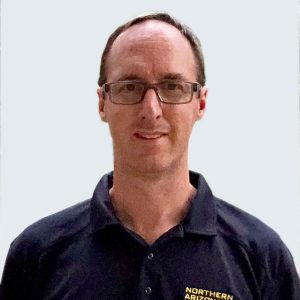 photo of timothy becker, associate professor of practice nau mechanical engineering