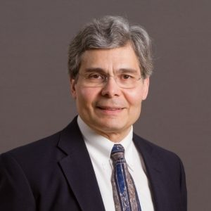 photo of Dr. Ernesto Penado, a professor in nau's mechanical engineering program