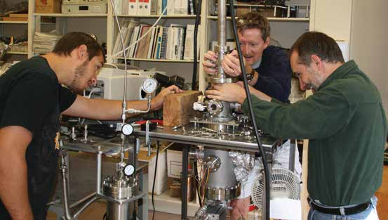 Astrophysical Ices Lab