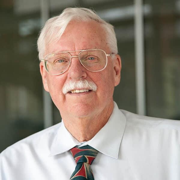 Robert Trotter Portrait