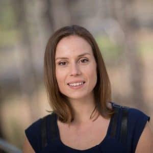 Christine Kirby Portrait