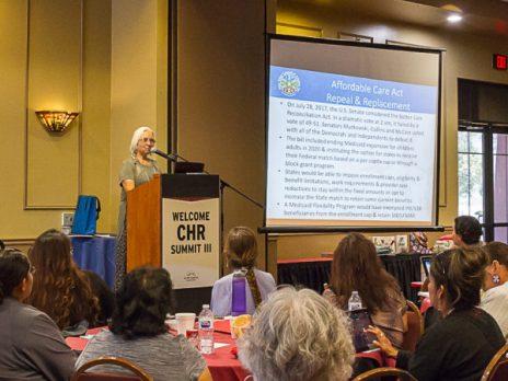 CHR Summit Presentations