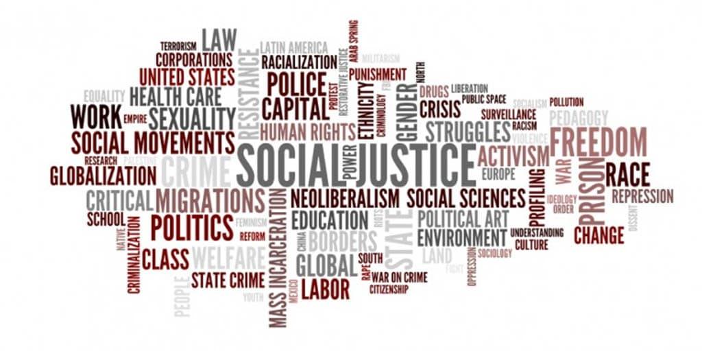 Social justics words2