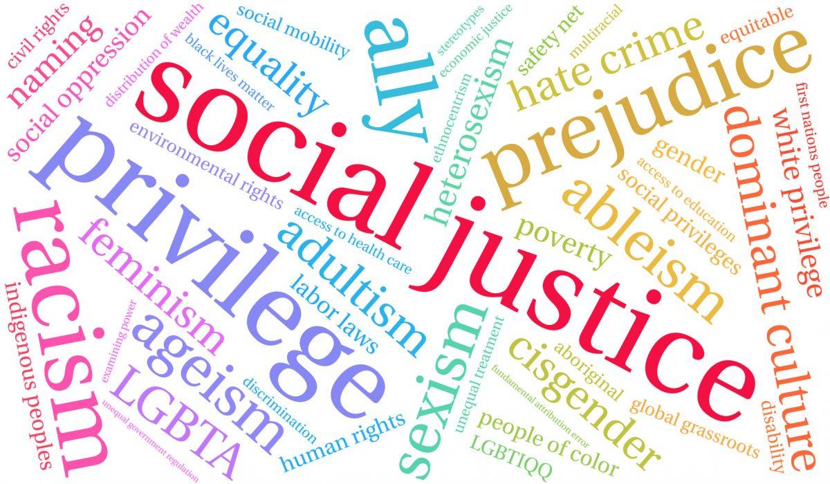 social justice words