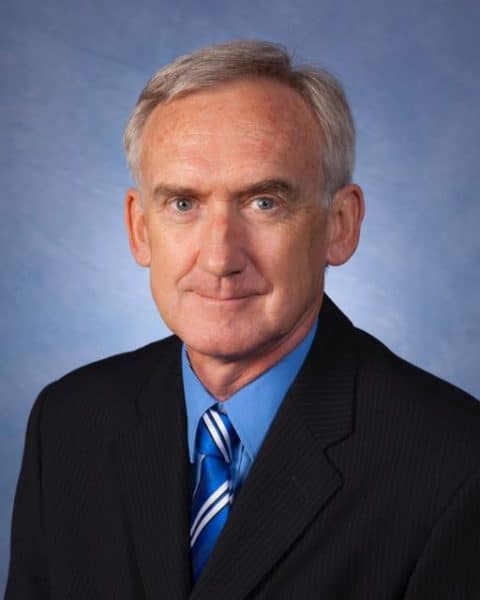 Photo of Steven Wright, PhD, Chair of the Department of Psychological Sciences