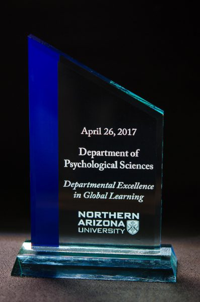 Departmental Excellence in Global Education
