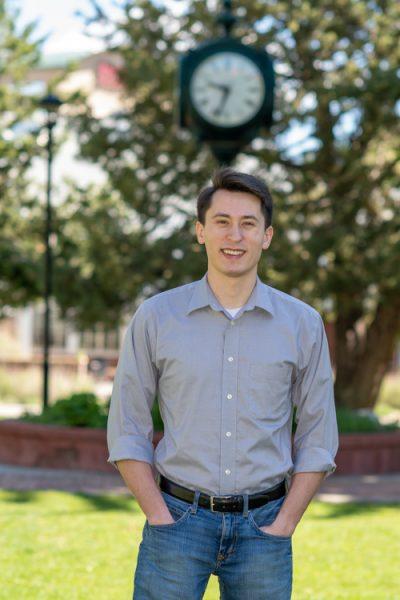 Photo of PSY 408C Student Jason Morse