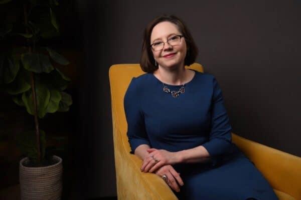 Photograph of Professor Michelle Miller