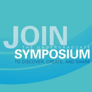 Image for Join the Undergraduate Symposium