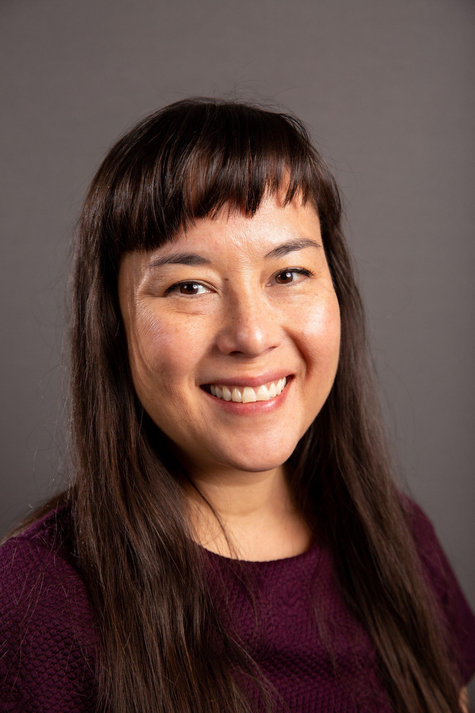 Portrait of Monica Bai
