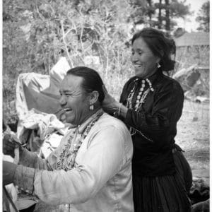 Best Indians. [Flagstaff Pow Wow. Caption supplied by Fronske Studio.]
