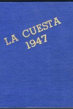 La Cuesta cover 1947