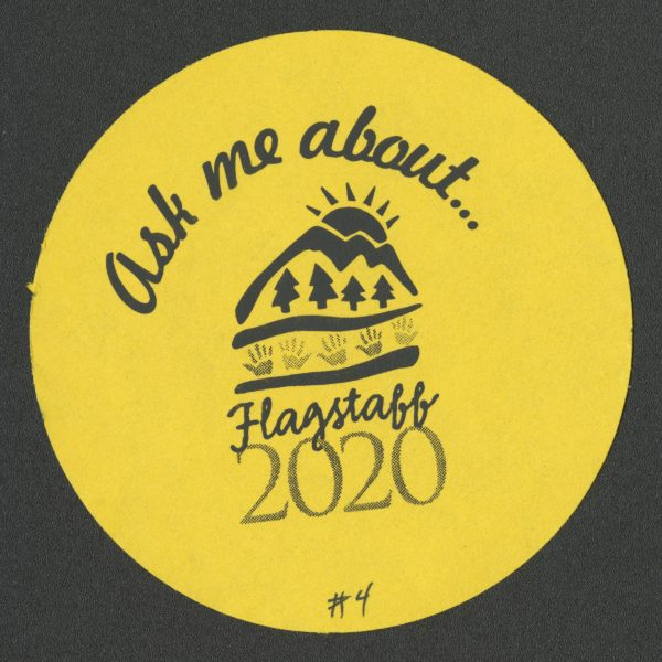 Flagstaff 2020 Ask Me button