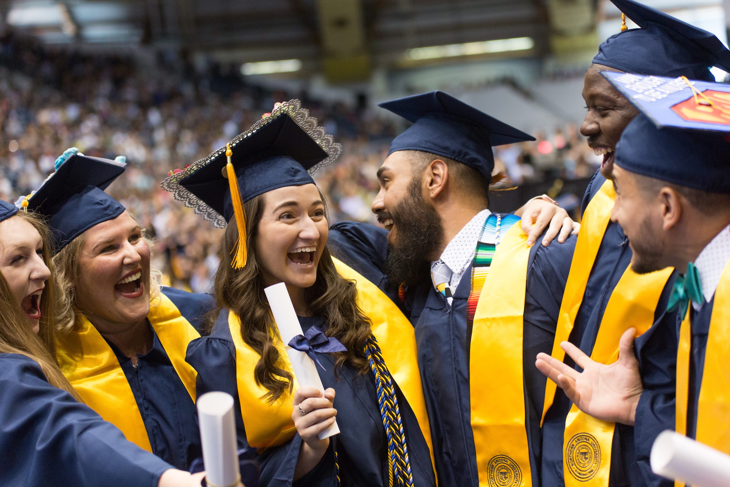 Nau Graduation 2020.Commencement College Of The Environment Forestry And