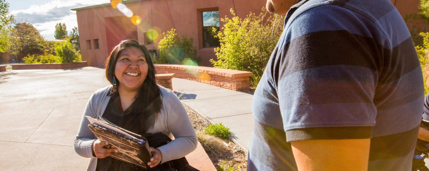 nau coe students talk about teaching science