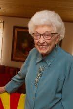 "Geraldine ""Jerry"" Emmett nau coe hall of fame alumnus"