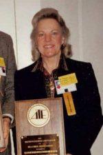 Dr. Peggy VerVelde nau coe alumnus