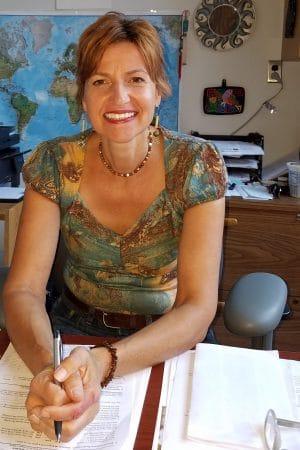 advisor Teresa del Vecchio